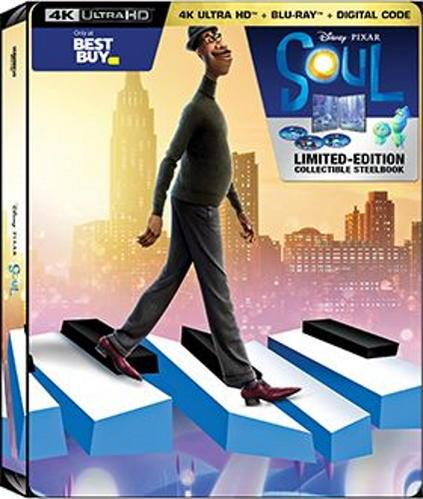Soul [Pixar - 2020] - Page 10 Soul-steelbook