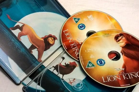 Blu-Raysteellbook